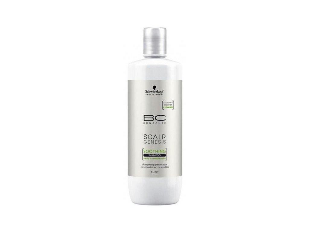 4272 schwarzkopf bc bonacure scalp genesis soothing shampoo maxi 1000 ml