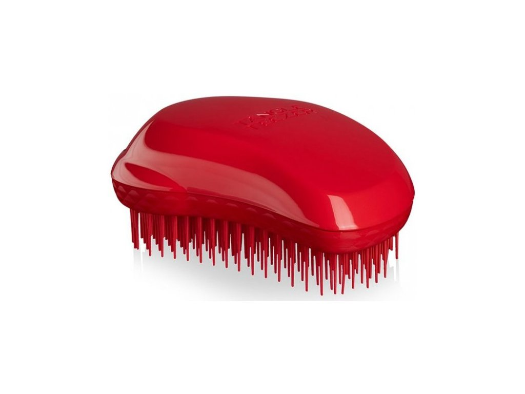 4386 tangle teezer the original thick and curly tmave cerveny kartac