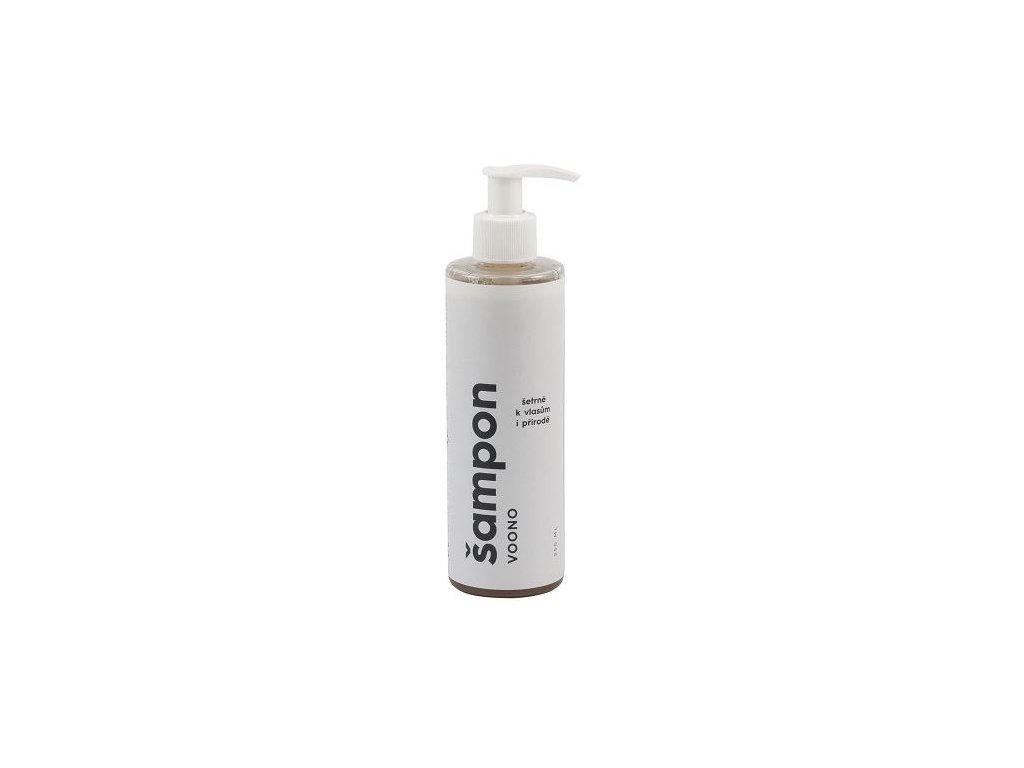 Voono Hydratační šampon pro poškozené vlasy 250 ml