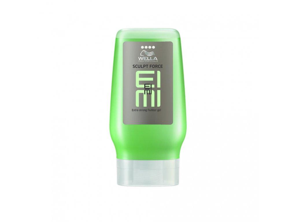 Wella Professionals EIMI Sculpt Force gel silná fixace 125 ml