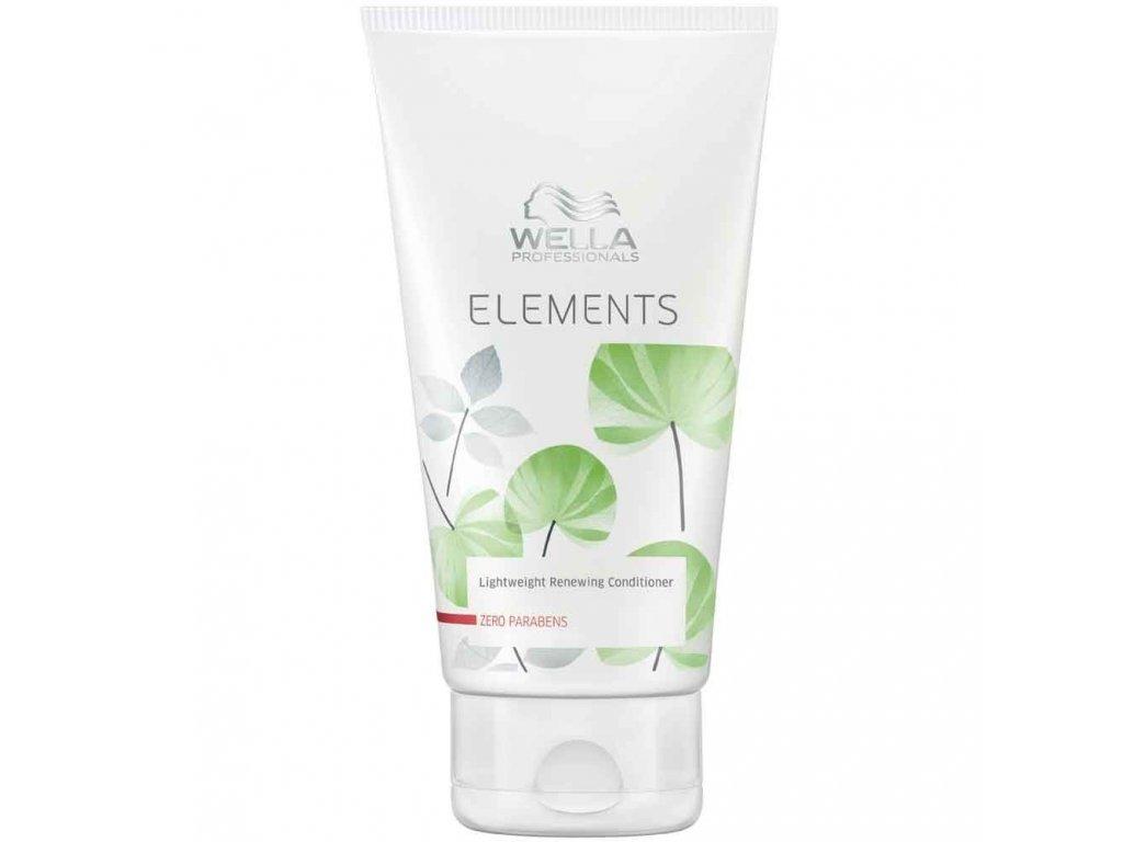 Wella Professionals Elements Lightweight Renewing Conditioner 200 ml