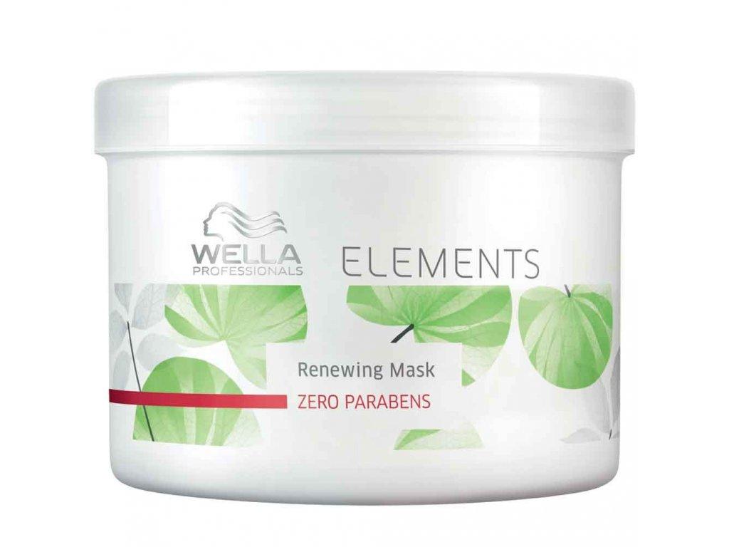 Wella Professionals Elements Renewing Mask 500 ml