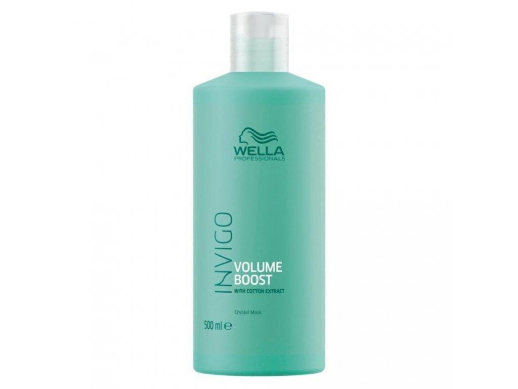 Wella Professionals Invigo Volume Crystal Mask 500 ml