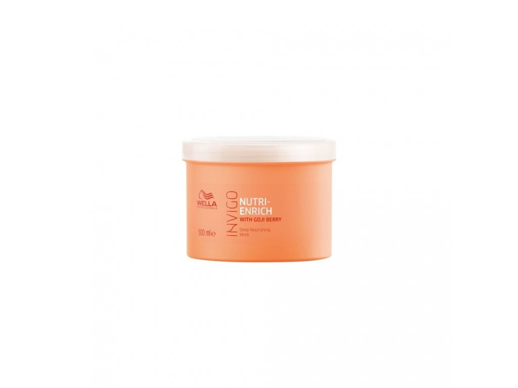 Wella Professionals Invigo Nutri Enrich Deep Nourishing Mask 500 ml