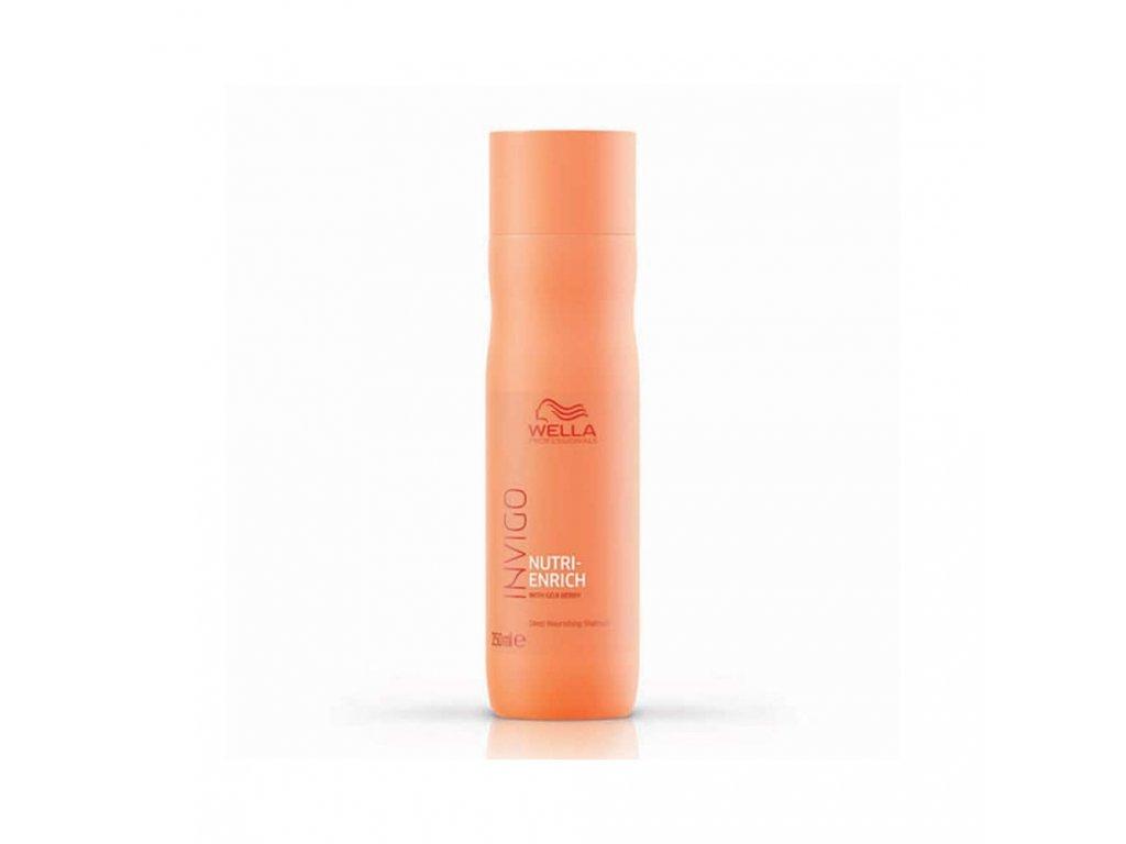 Wella Professionals Invigo Nutri Enrich Deep Nourishing Shampoo 250ml