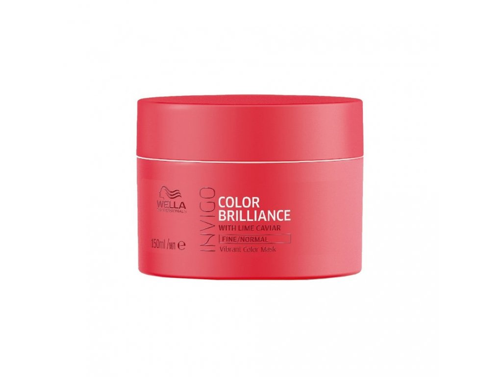 Wella Professionals Invigo Color Brilliance Mask Fine/Normal 150 ml