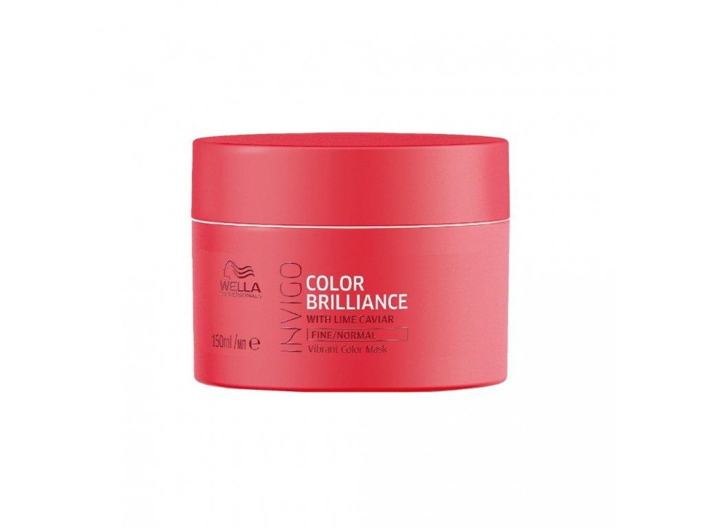 Wella Professionals Invigo Color Brilliance Mask Fine/Normal 150 ml