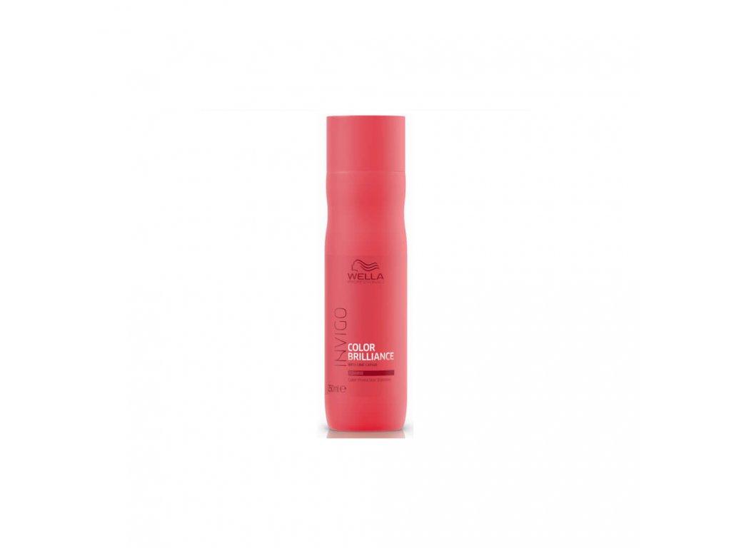 Wella Professionals Invigo Color Brilliance Shampoo Coarse 250 ml