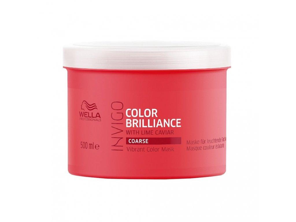 Wella Professionals Invigo Color Brilliance Vibrant Color Mask Thick 500 ml