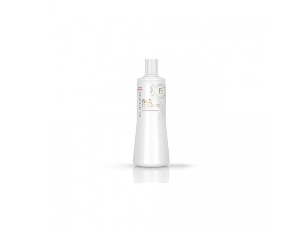 Wella Professionals Blondor Freelights Developer 20 Vol. 6% 1000 ml