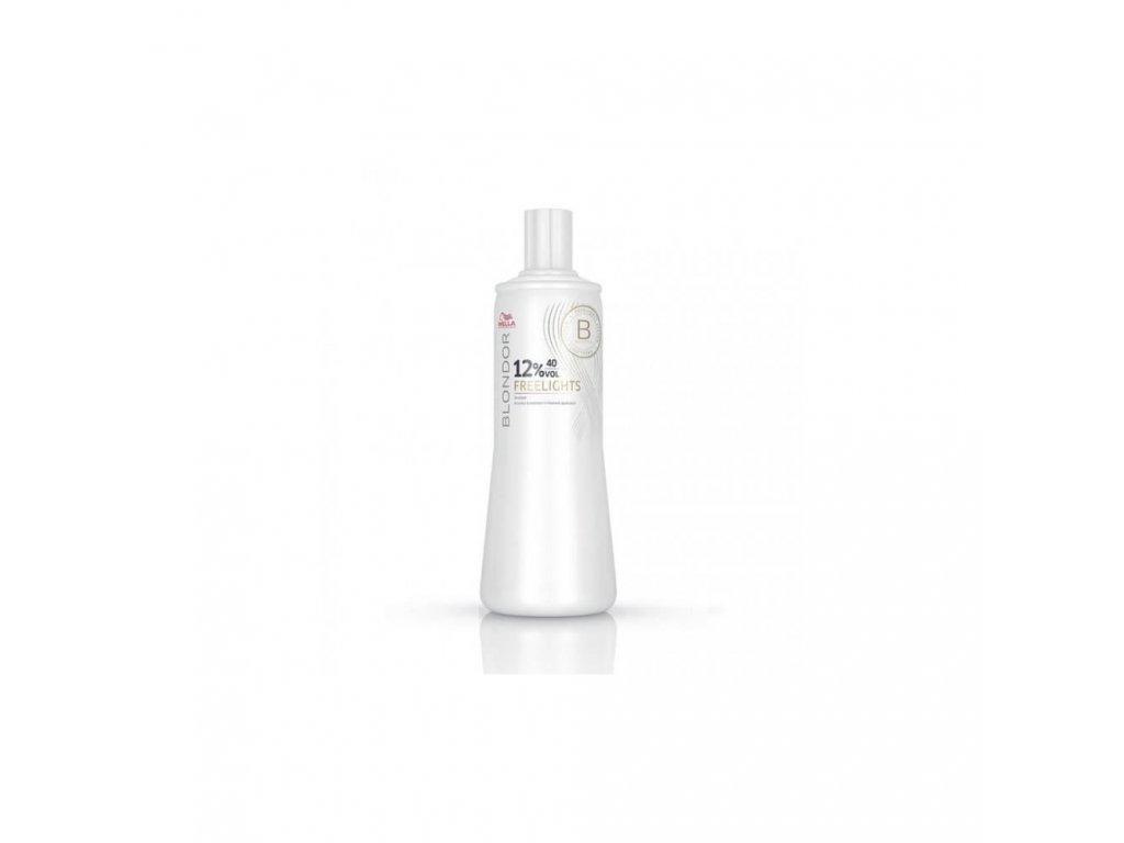 Wella Professionals Blondor Freelights Developer 40 Vol. 12% 1000 ml