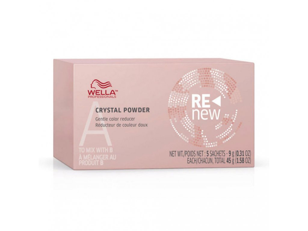 Wella Professionals Color Renew Crystal Powder 5x9g