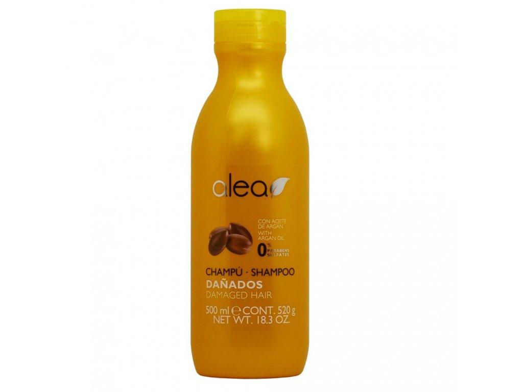 Alea Daňados šampon pro poškozené vlasy 500 ml