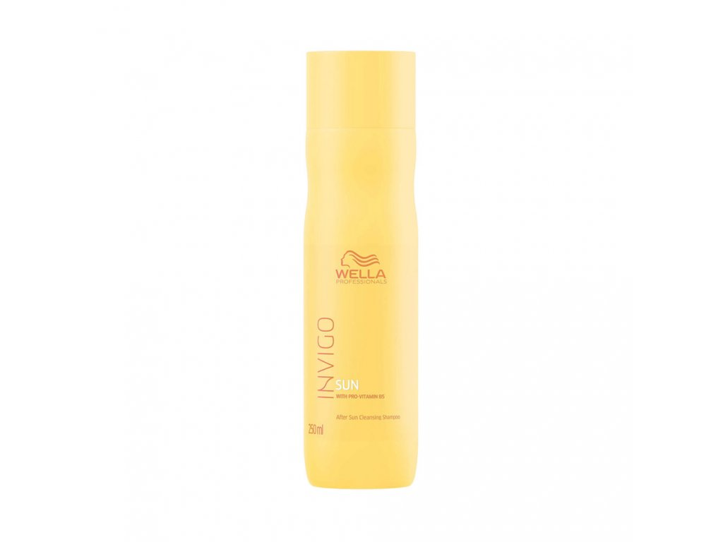 Wella Professionals Invigo Sun After Sun Cleansing Shampoo 250 ml
