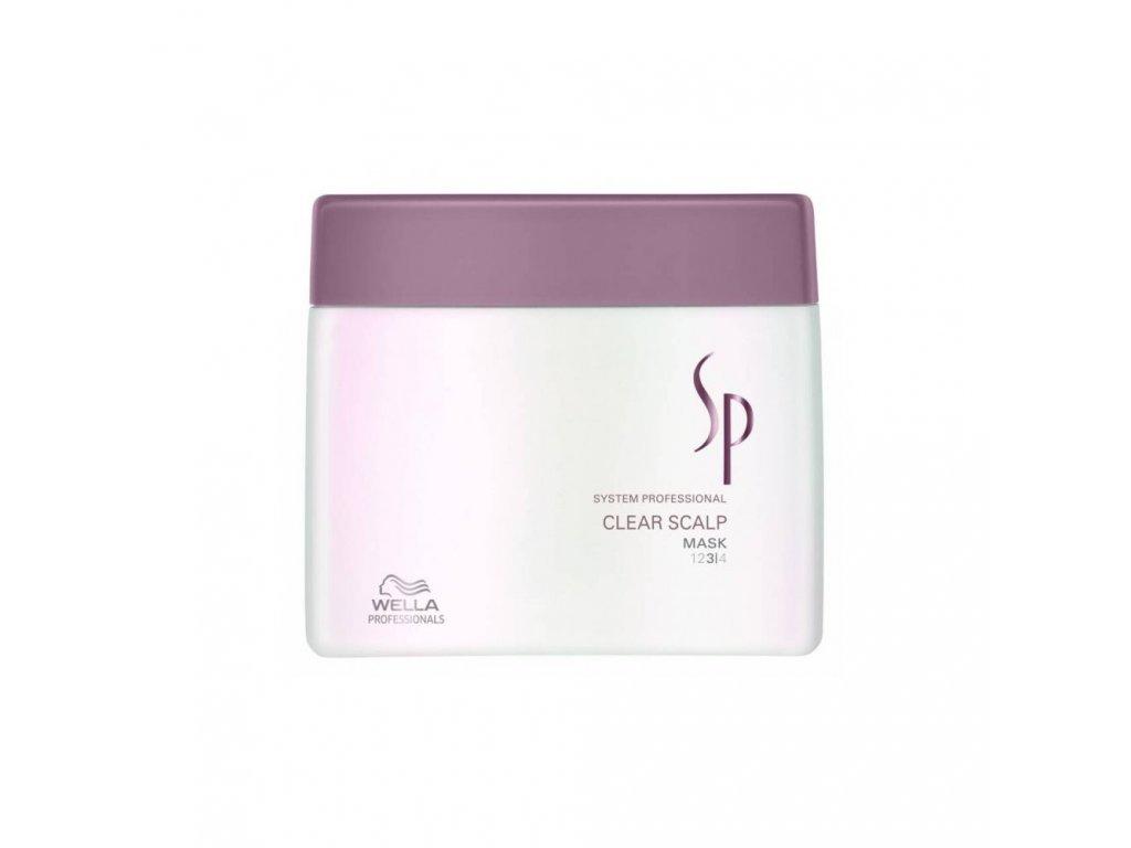 WELLA SP Clear Scalp Mask 400 ml
