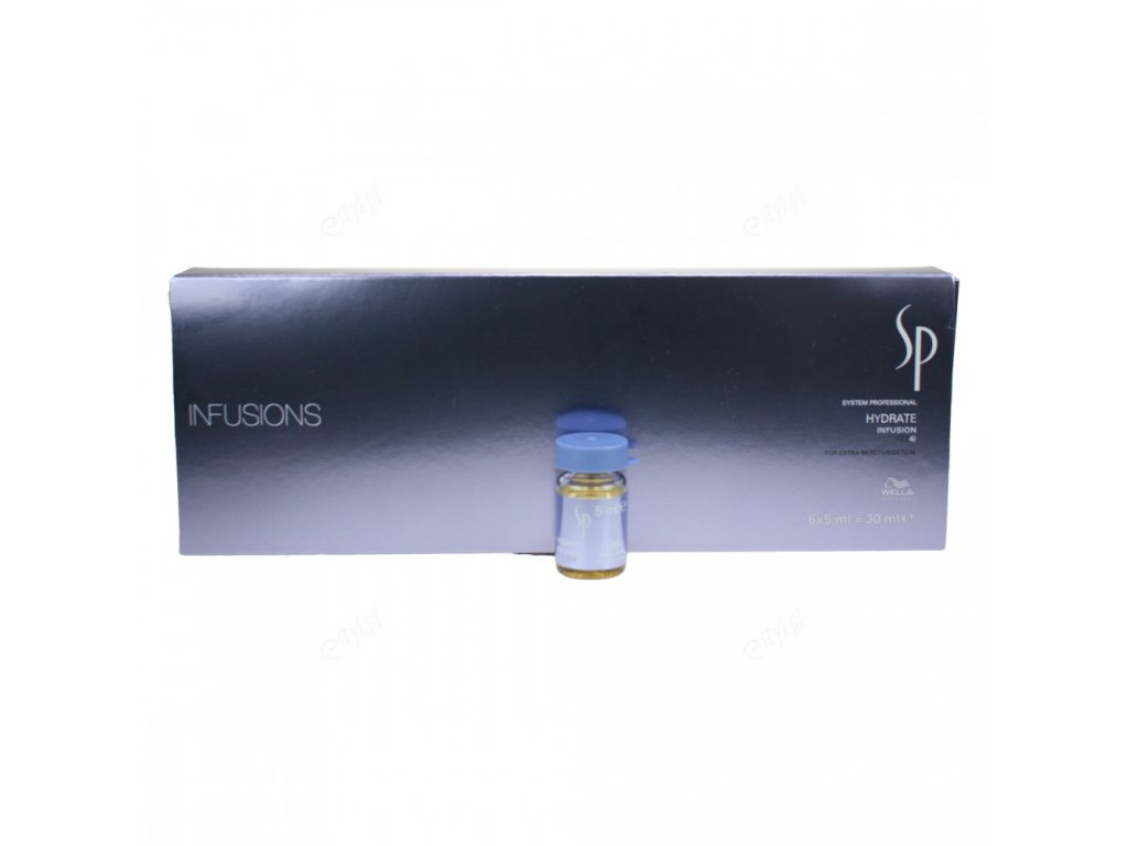 WELLA SP Hydrate Infusion 6x5 ml