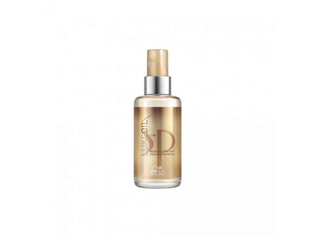 WELLA SP Luxe Oil vlasový elixír 100 ml