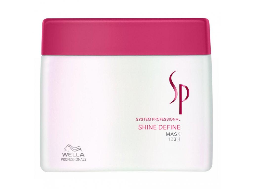 Wella SP Shine Define Mask 400 ml