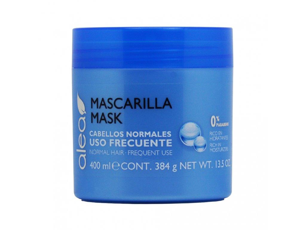 Alea Uso Frecuente maska pro normální vlasy 400 ml