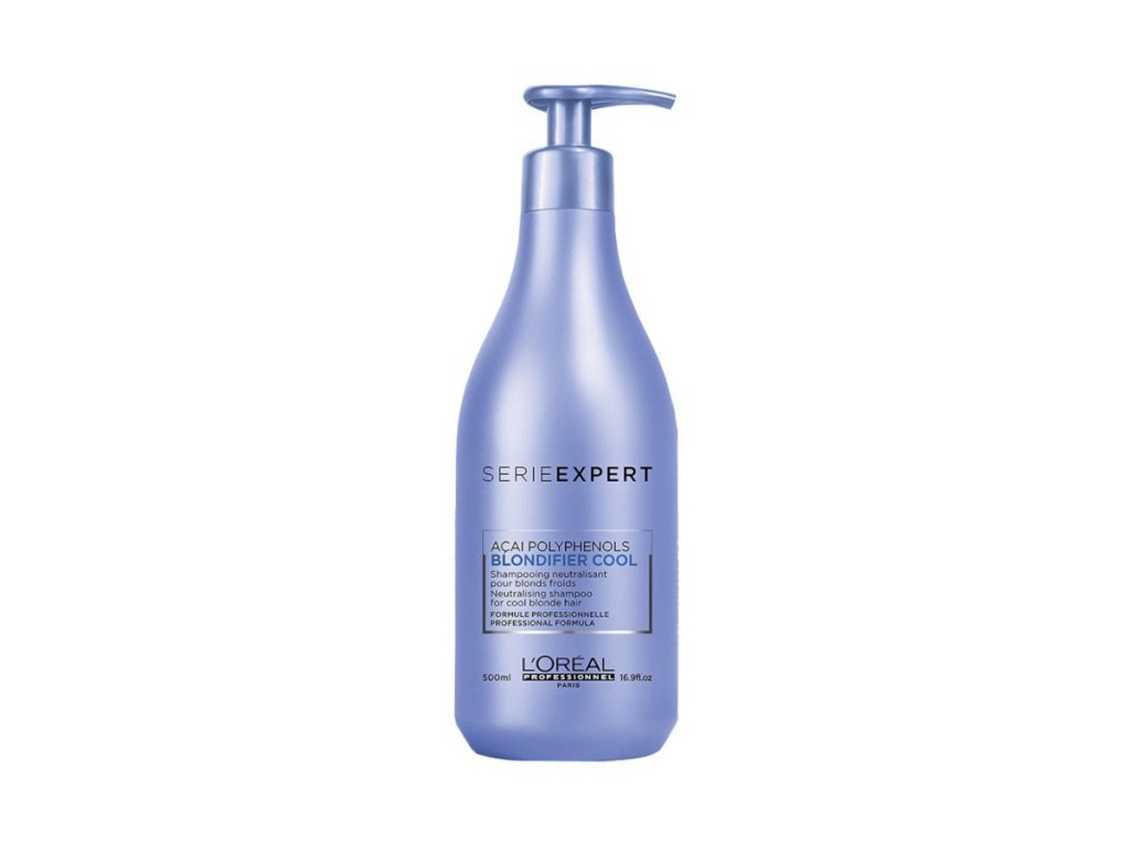 vyr 1865 L Oreal Professionnel Serie Expert Blondifier Cool Shampoo 500 ml