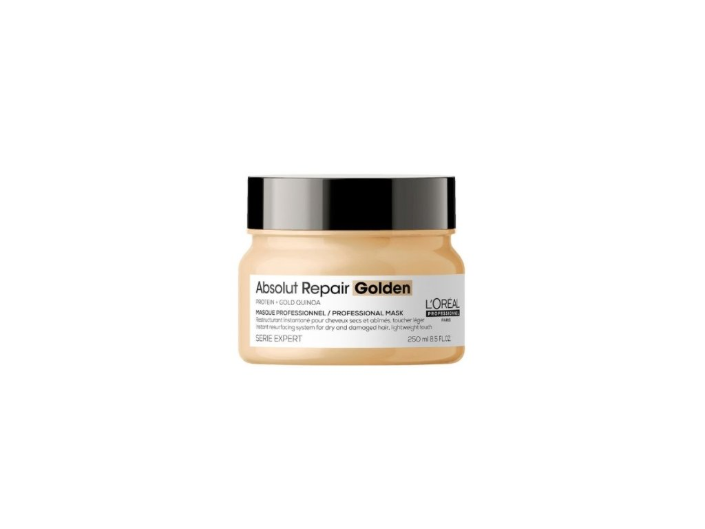 L'Oréal Professionnel Serie Expert Absolut Repair Gold Quinoa+Protein Resurfacing Golden Mask 250ml