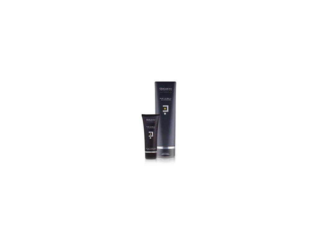 Salerm Homme Stop Stress šampón 250 ml