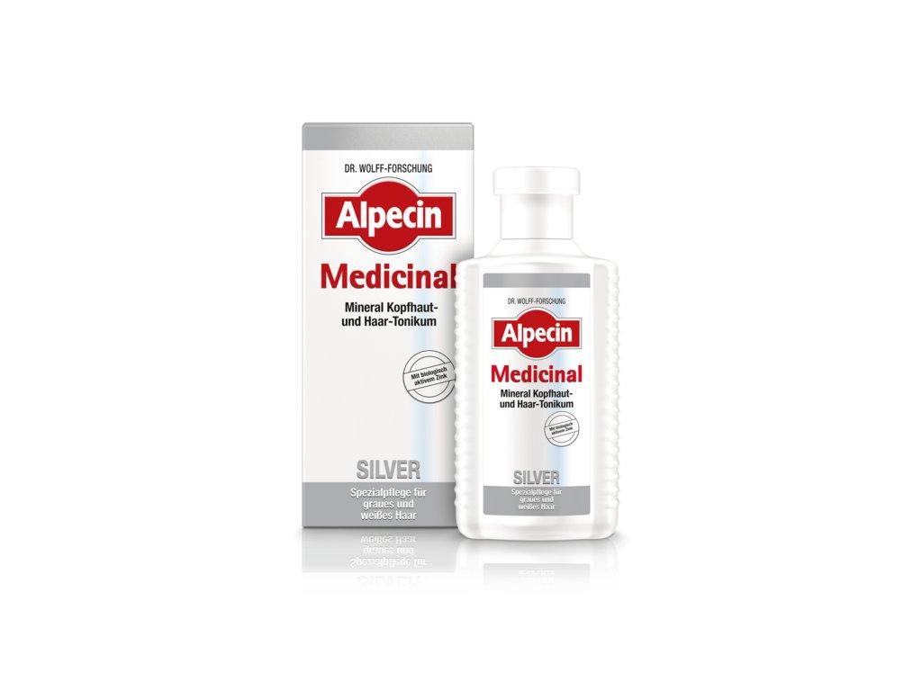vyr 1837 Alpecin Medicinal Silver 200 ml