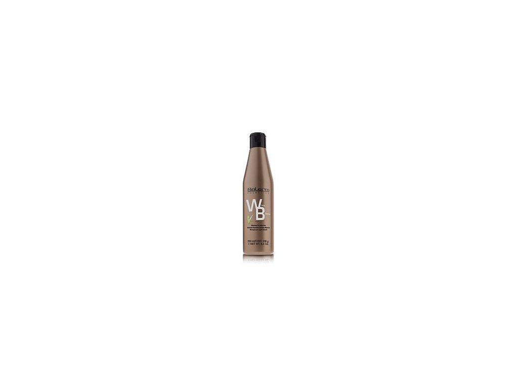 Salerm Šampón vystříbřující pro bílé vlasy 250 ml