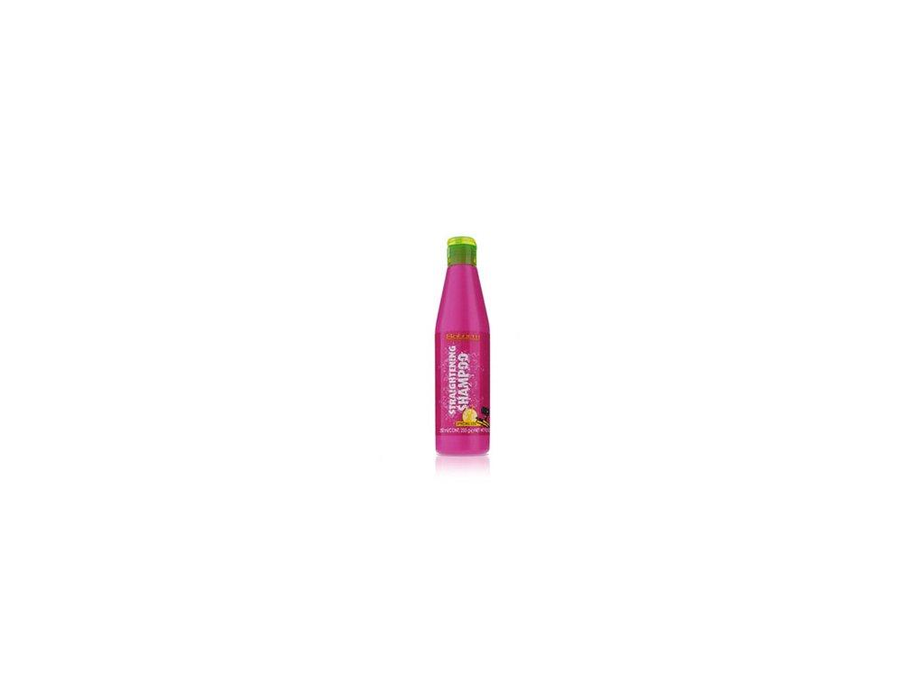 Salerm Straightening šampón pro vyhlazení vlasů 250 ml