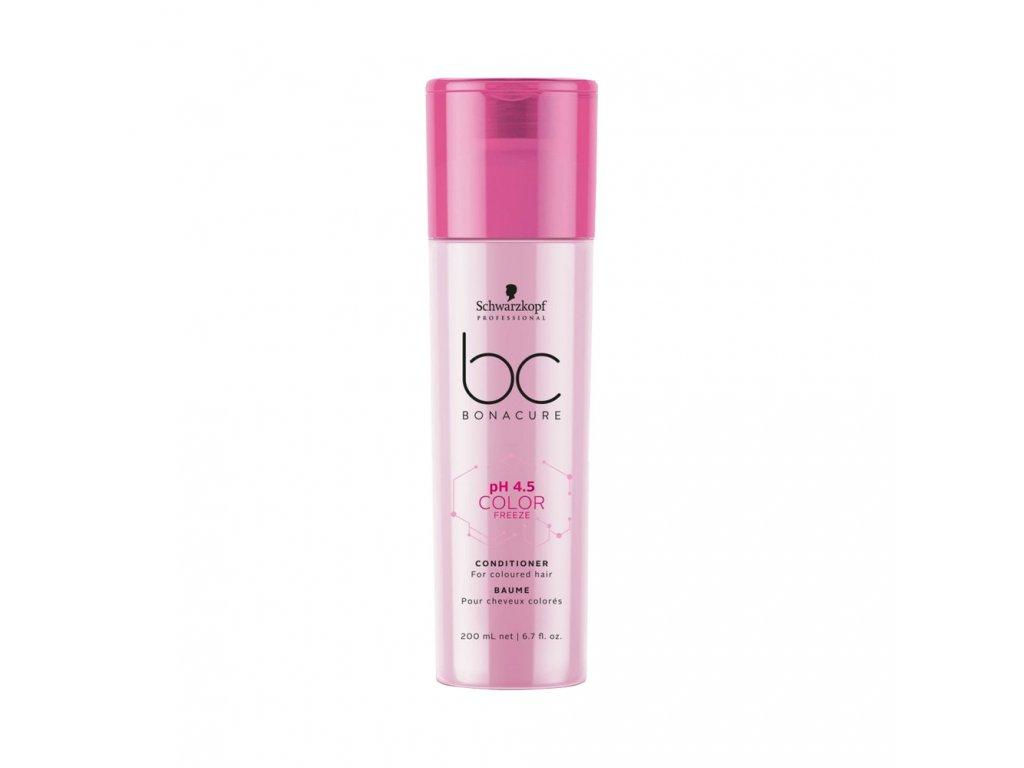 Schwarzkopf Professional BC Bonacure pH 4.5 Color Freeze Coniditioner 200 ml