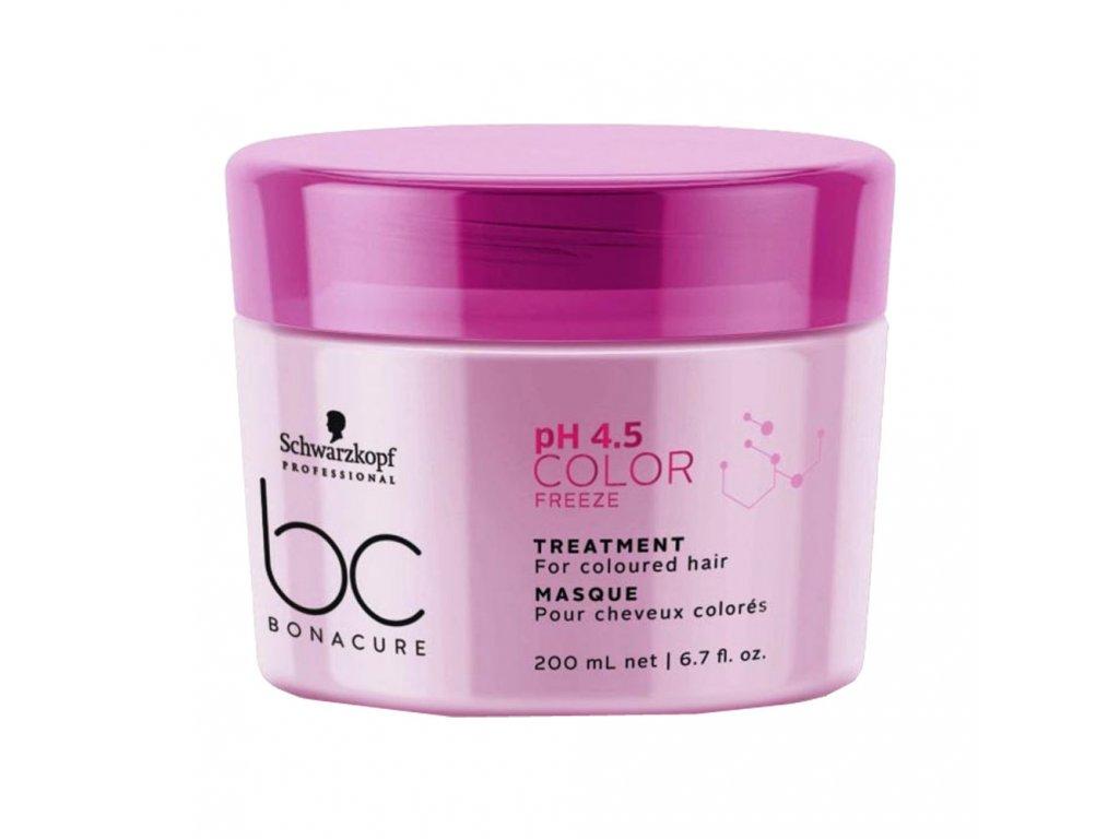 Schwarzkopf Professional BC Bonacure pH 4.5 Color Freeze Treatment 200 ml