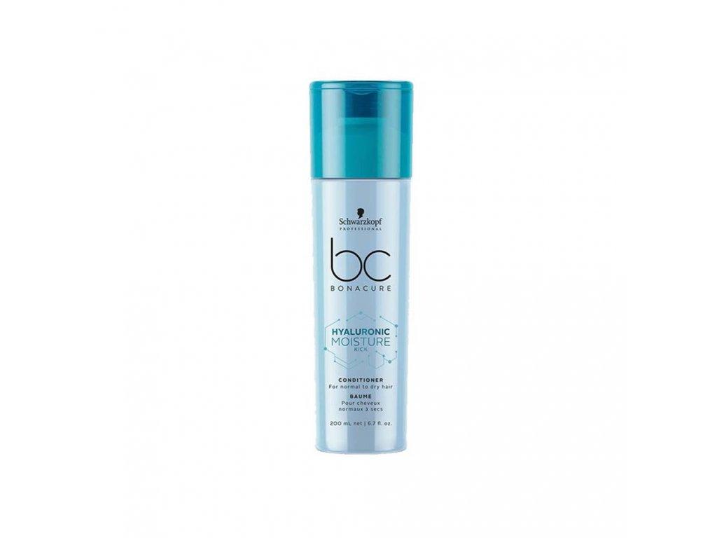 Schwarzkopf Professional BC Moisture Kick Hyaluronic Conditioner 200 ml