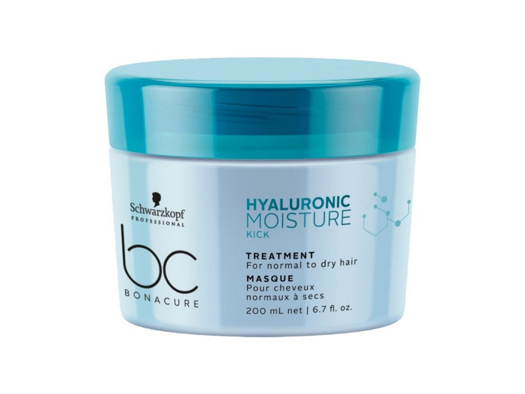 Schwarzkopf Professional BC Bonacure Moisture Kick Hyaluronic Treatment 200 ml