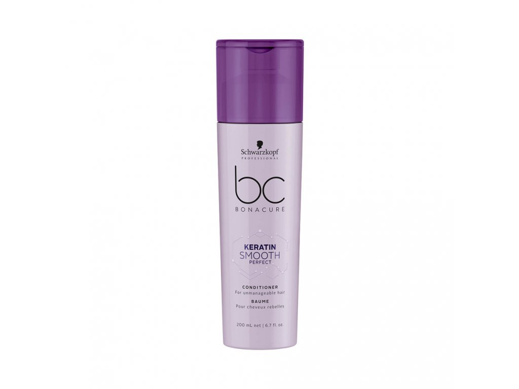 Schwarzkopf Professional BC Bonacure Keratin Smooth Perfect Conditioner 200 ml