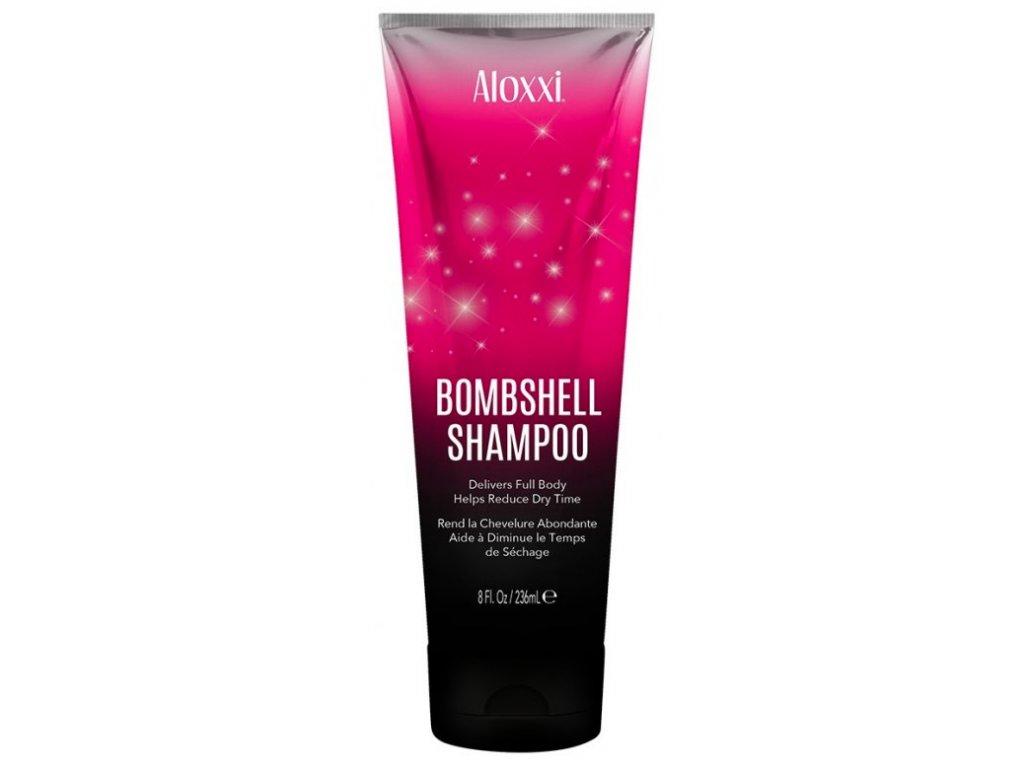 ALOXXI Bombshell objemovy sampon 236 ml