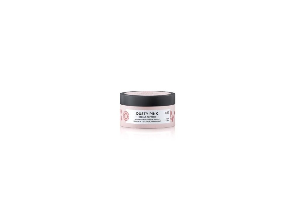maria nila colour refresh 0,52 dusty pink 100 ml