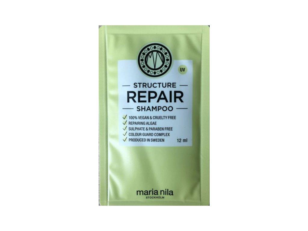 Maria Nila Structure repair šampon 12ml