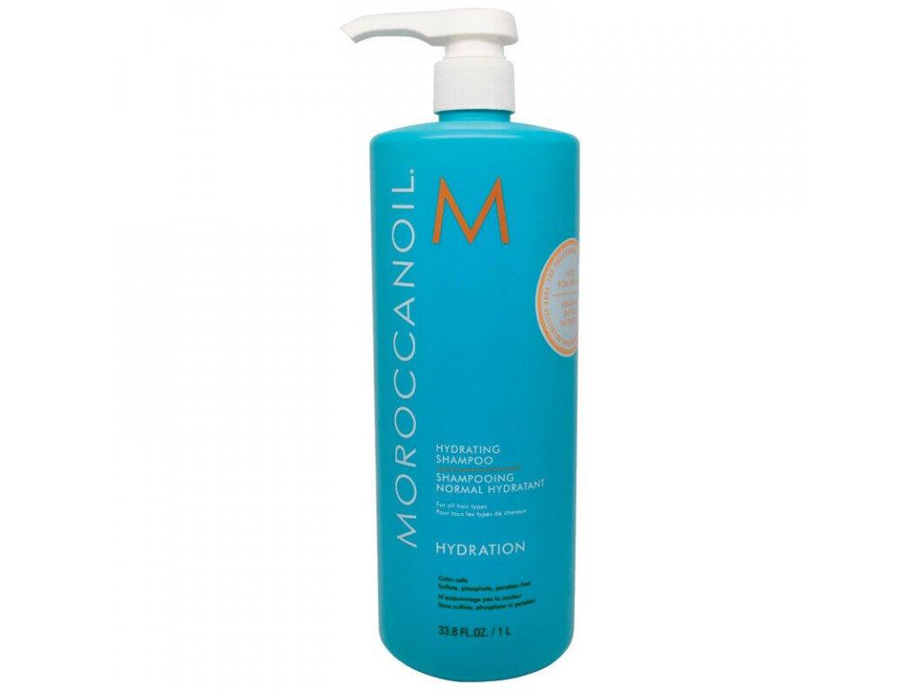 Moroccanoil extravolume shampoo 1000ml
