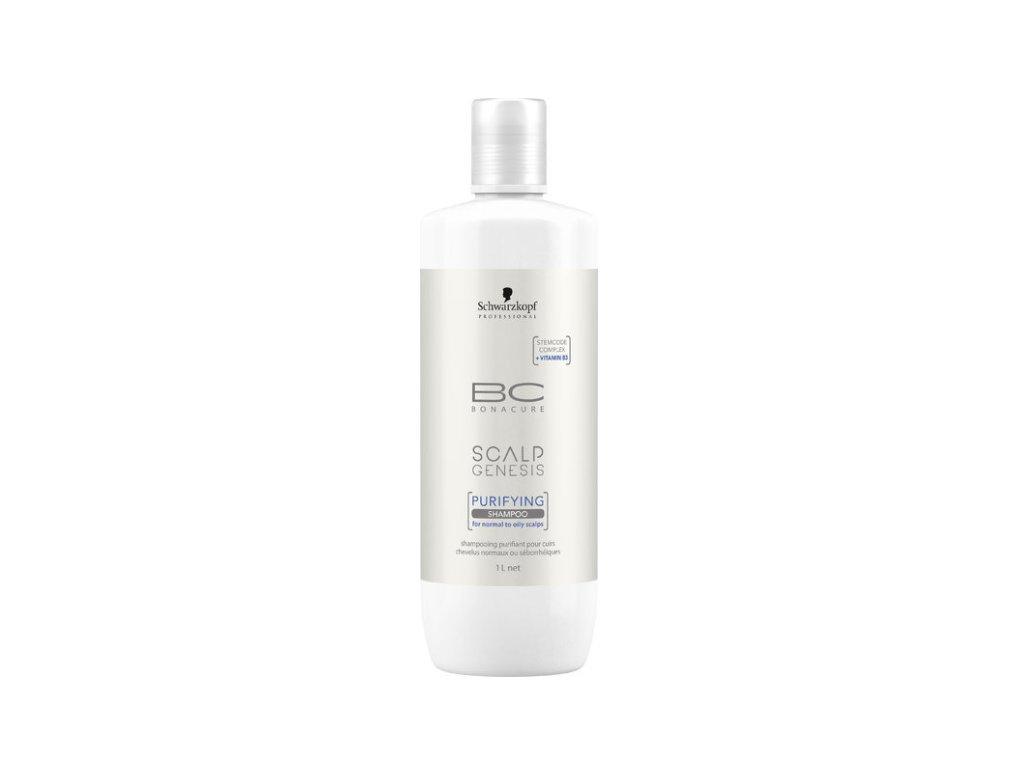 Schwarzkopf BC Bonacure Scalp Genesis Purifying Shampoo 1000 ml
