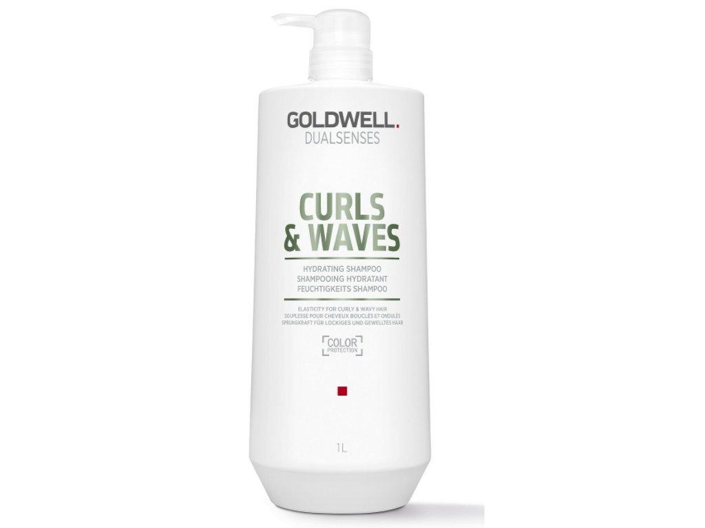 Goldwell Dualsenses Curls & Waves Hydrating Shampoo 1000 ml