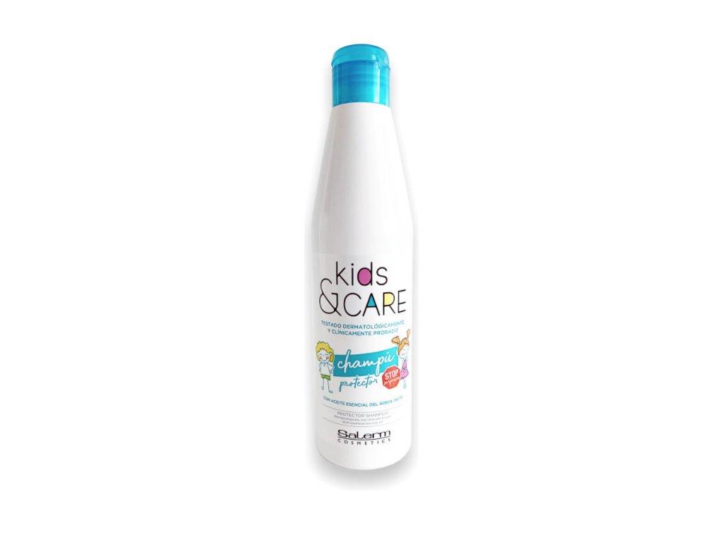 Salerm KidsCare Protector dětský šampón 250 ml