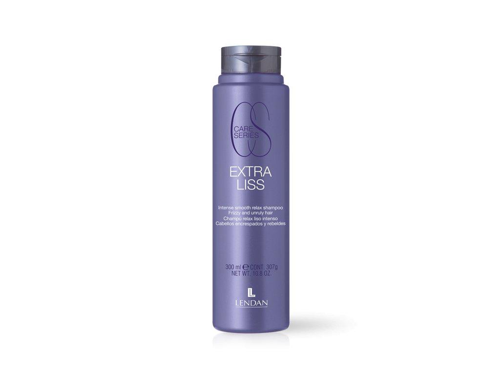 Lendan Extra Liss šampón pro hladké vlasy 300 ml