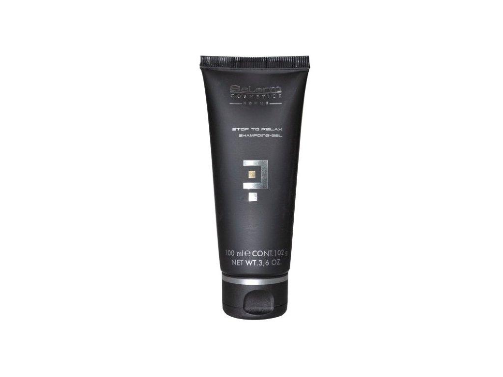 Salerm Homme Stop to Relax šampón pro muže 100 ml