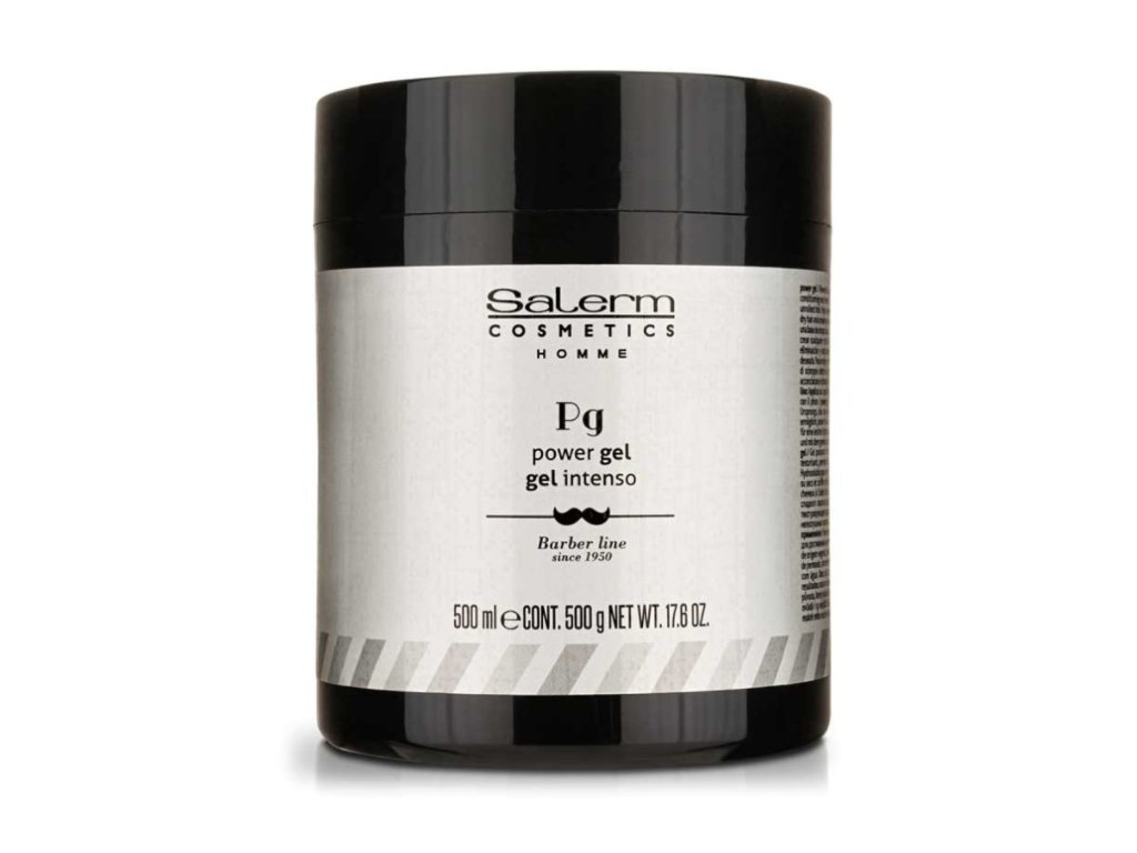 Salerm Homme Pg Power gel na vlasy 500 ml