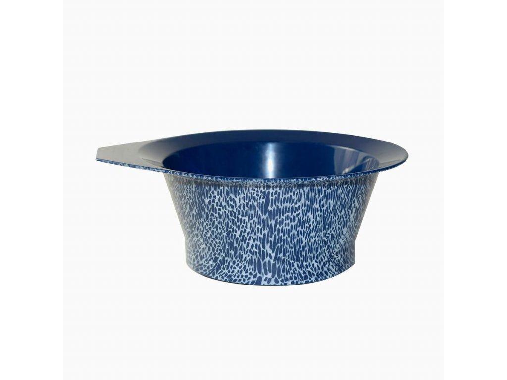 Colortrak - Safari Chic Color Bowl - Barvicí miska Safari modrá