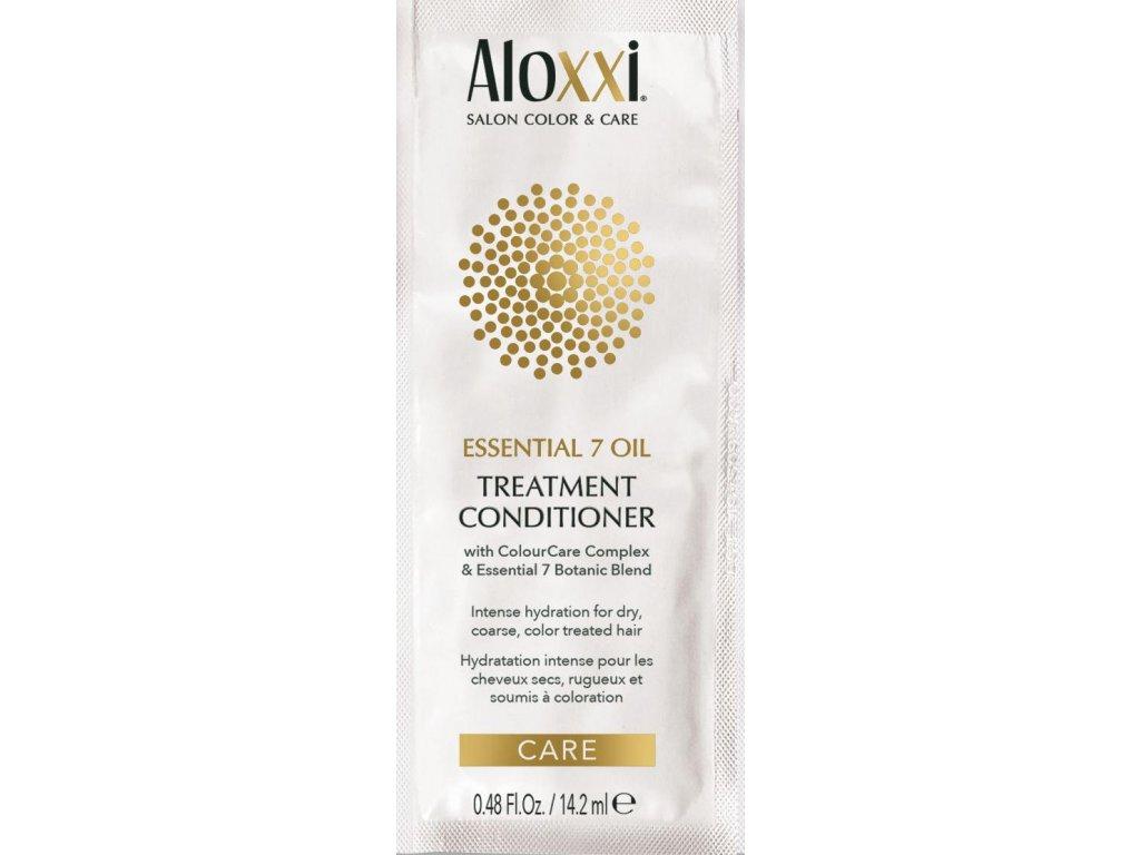 Aloxxi 7 oil treatment conditioner vzorek
