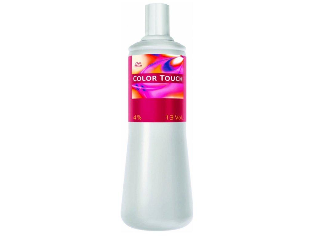 Wella Color Touch emulze 4% 1000 ml