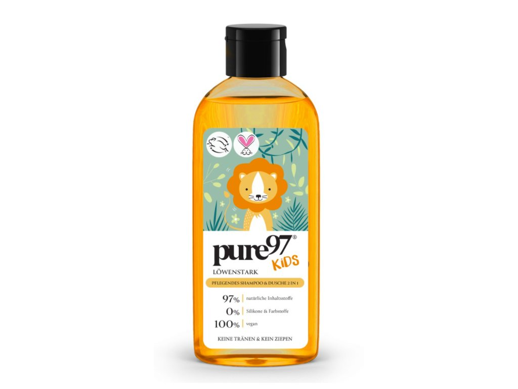 Pure97 Kids Silný jako lev