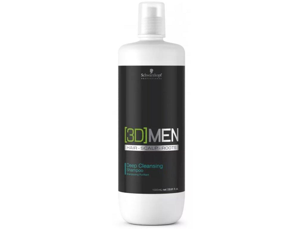 Schwarzkopf [3D]Mension Deep Cleansing Shampoo 1000 ml