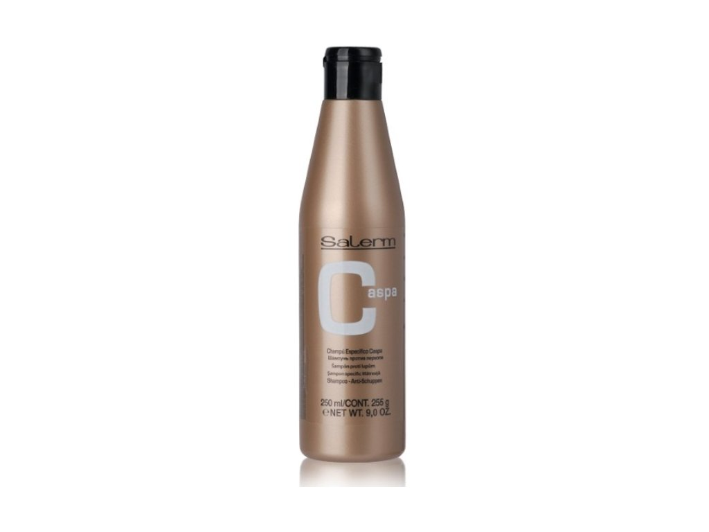 Salerm šampon proti lupům Caspa 500 ml